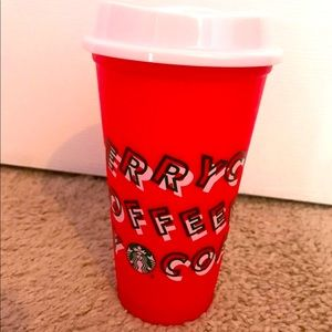 Limited Edition Starbucks Cup